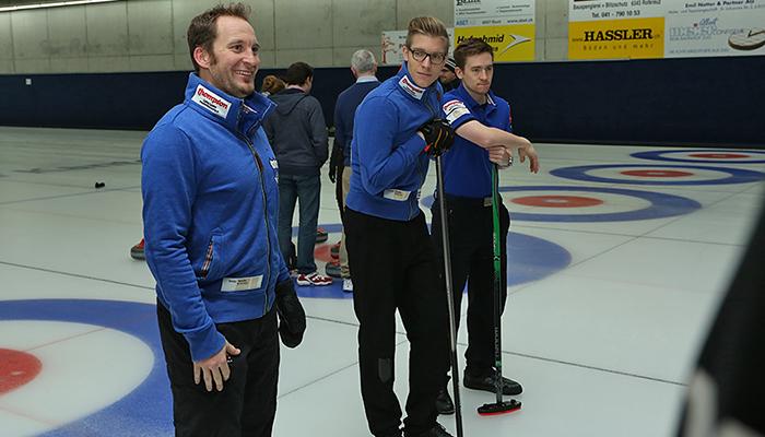 Plausch-Curling
