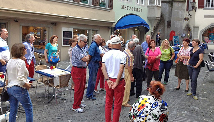 Stadtführung Sepp Keiser