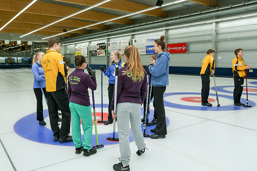The Spirit of Curling