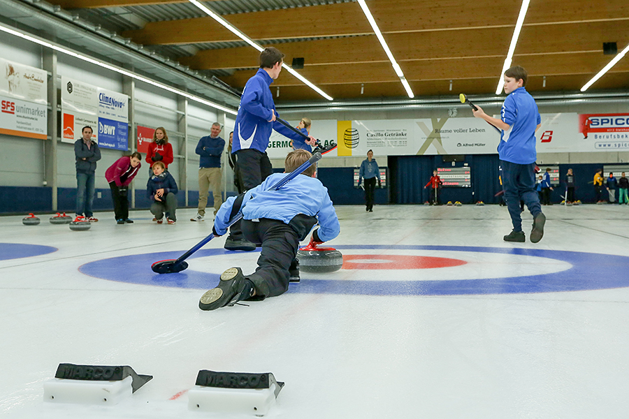 Curling Events Zug