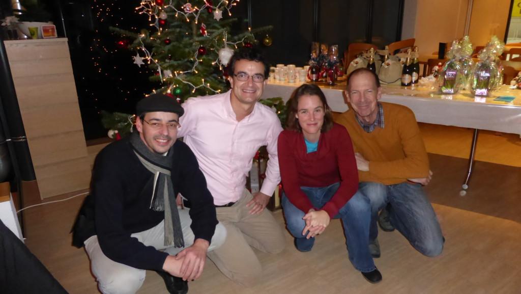 Gewinner Weihnachtsturnier 2017