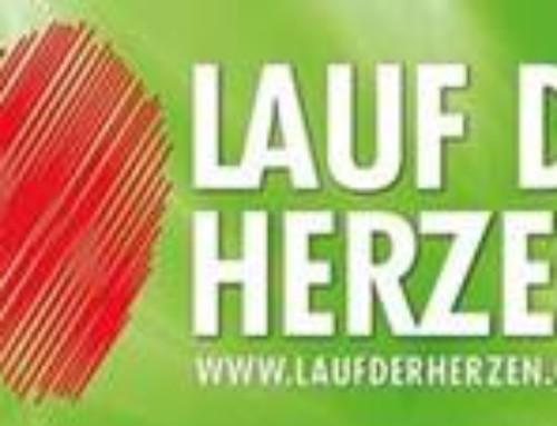 Lauf der Herzen am 30. August 2018 ab 18:00 Uhr in der Herti